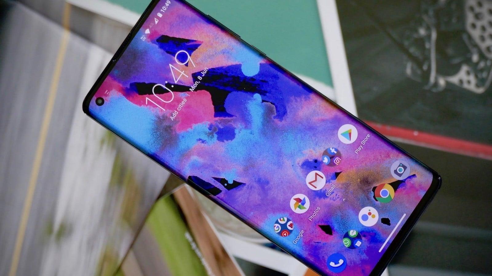 motorola edge 5G Android Smartphone