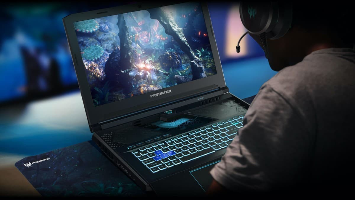 Acer Predator Helios 700 2020 Edition Gaming Laptop