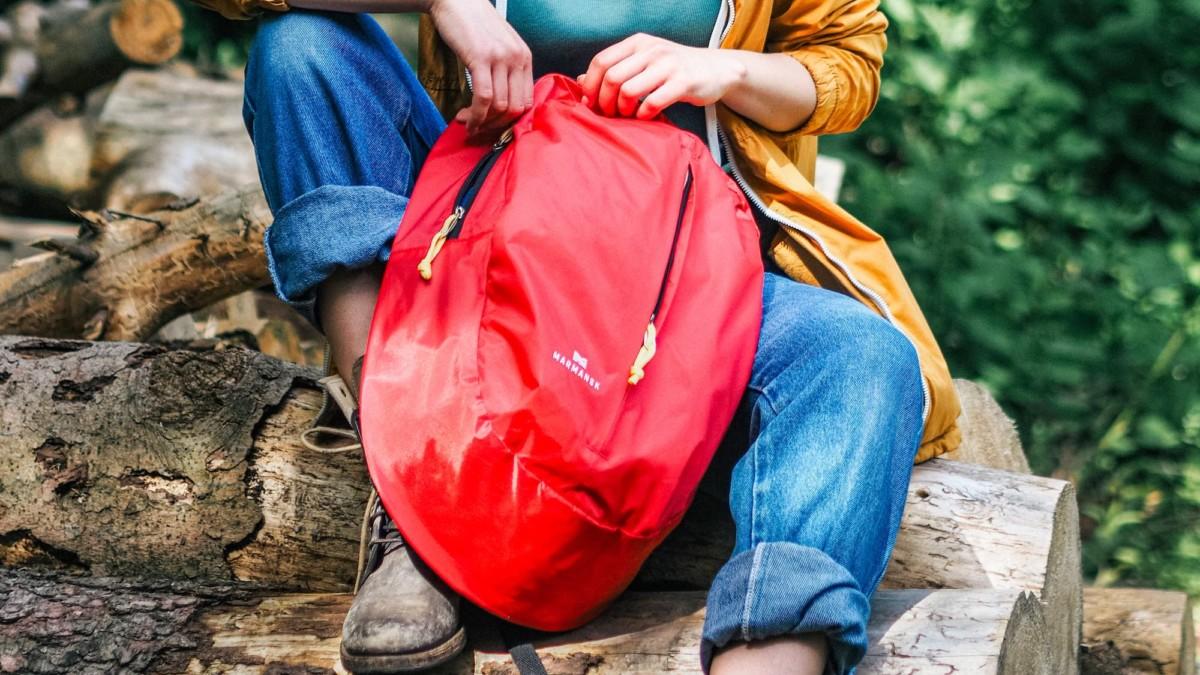 Marmansk AirFlip Pop-Up lightweight modular bag covers urban, work, travel, and outdoor needs