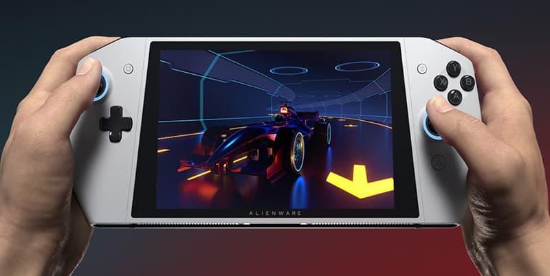 Alienware Concept UFO Gaming PC