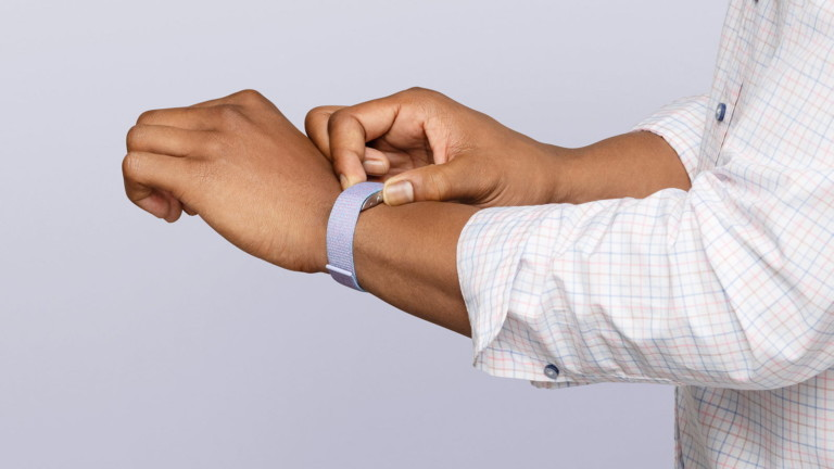 Amazon Halo health and wellness band analyzes your health data