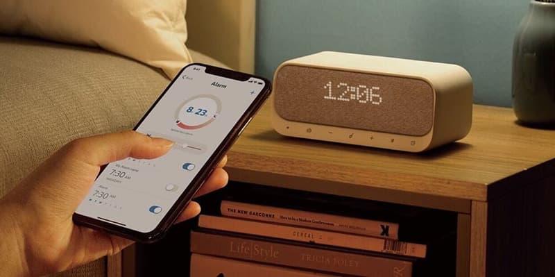 Anker Soundcore Wakey Wireless Charging Alarm Clock