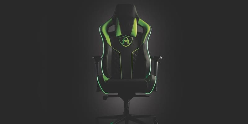 Arcadeo Gaming Chair Haptic Feedback Seat