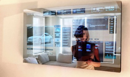 Ayi AI Powered Smart Mirror