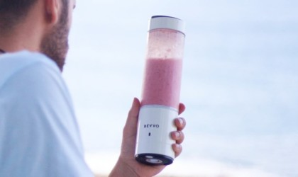 BEVVO Portable Blender Compact Smoothie Maker
