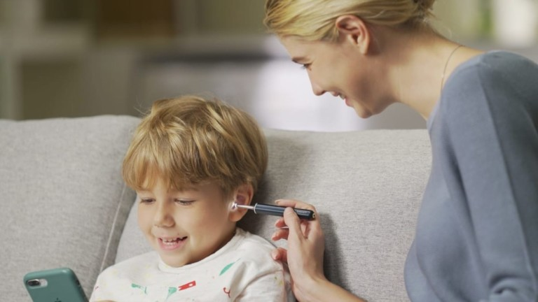 Bebird High-Tech Otoscope Ear Cleaner