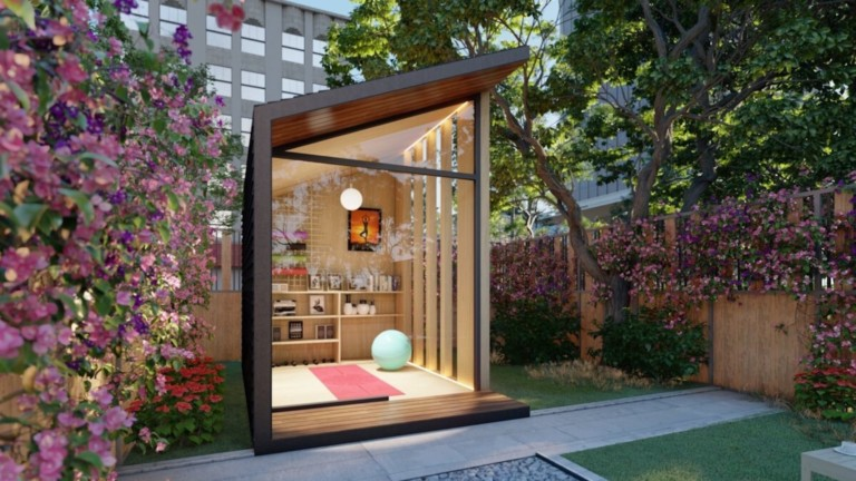 Best private home cubicles and gadgets for your home office