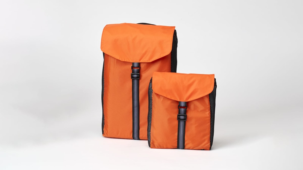 These smart compression packing cubes pack down so tight