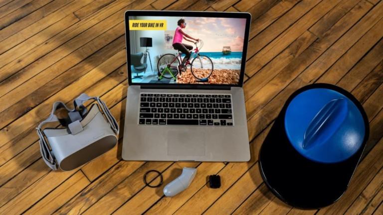 Blync VR Bike Controller