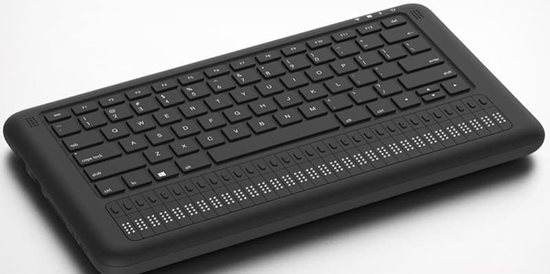 Braille-book All-In-One PC