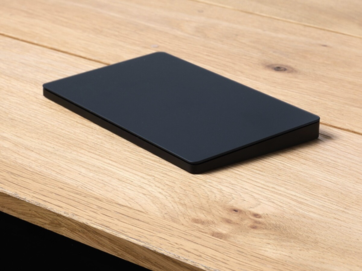 Brydge W-Touch wireless trackpad creates a clutter-free work setup and gives you precision