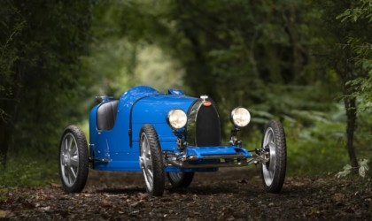Bugatti Baby II mini car