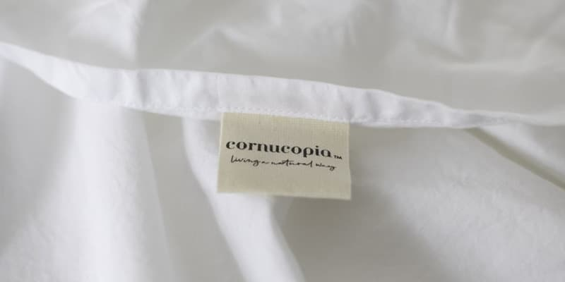 Cornucopia Living Redefined Luxury Sheets
