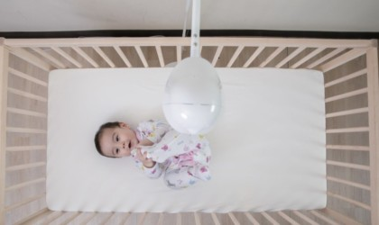 Cubo AI Sleep Safety Baby Monitor