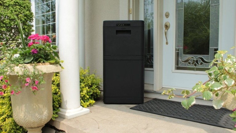 Danby Parcel Guard Secure Smart Mailbox