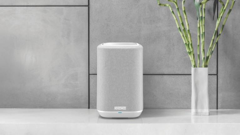 Denon Home 150 Smart Convenient Speaker produces an impressive acoustic performance
