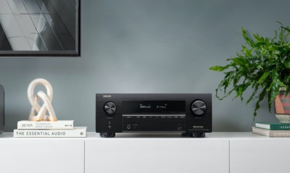 Denon X-Series 8K AVR Receiver Collection