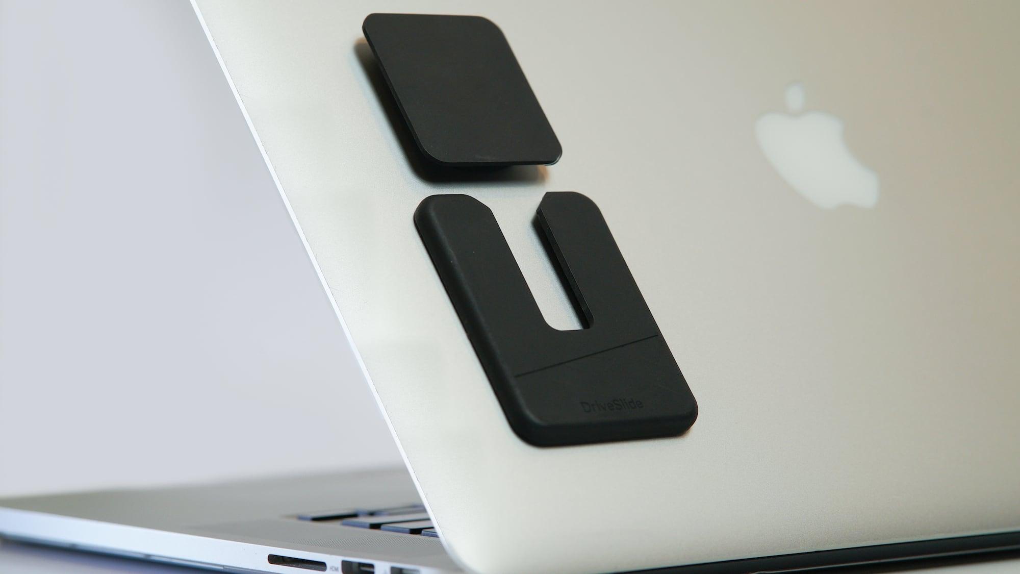 DriveSlide Hard Drive and Hub Holder