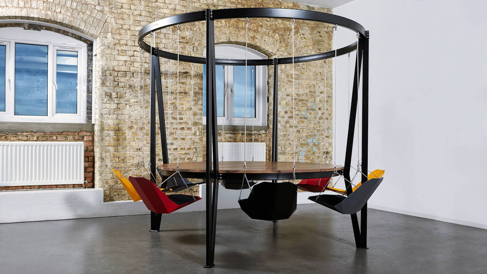 Duffy London King Arthur swinging table
