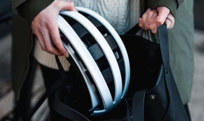FEND One Foldable Bike Helmet
