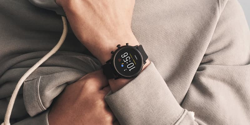 Fossil Gen 5 Smartwatch Collection