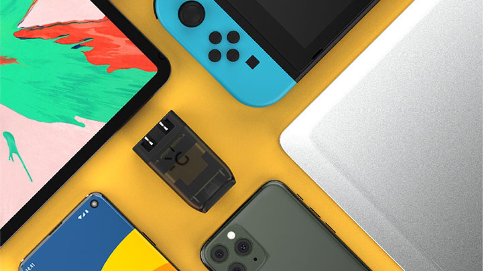 Genki Covert Dock Nintendo Switch converter brings games to the TV