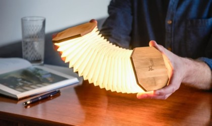 Gingko Smart Accordion Lamp Collapsible Light