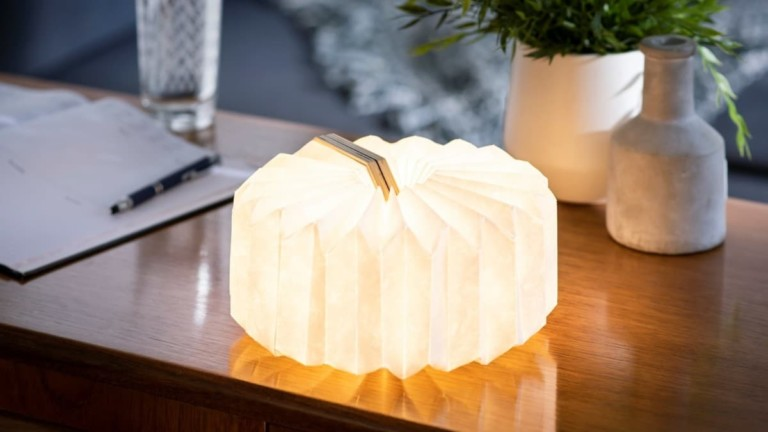 Gingko Smart Accordion Lamp Collapsible Light