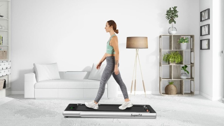 Goplus Folding Treadmill
