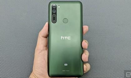 HTC U20 5G 5-Camera Smartphone