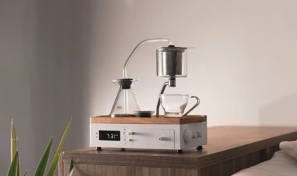 Joy Resolve Barisieur 2.0 Immersion Brewer Alarm Clock