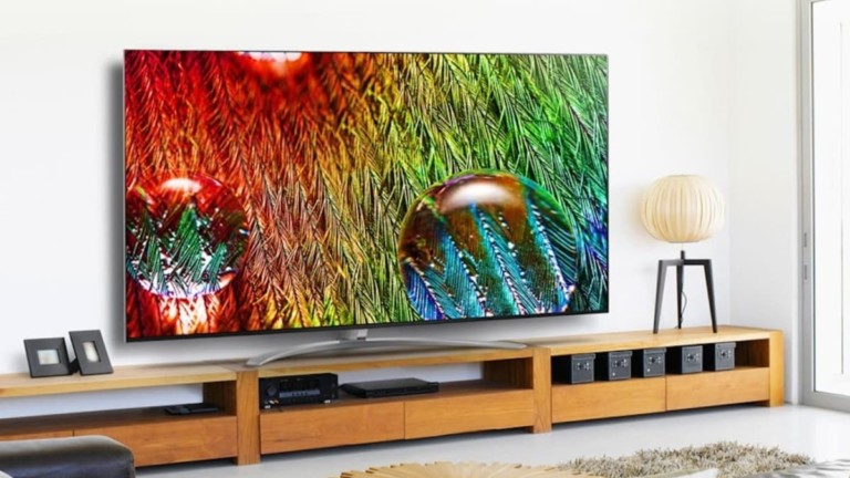 LG NanoCell TV 8K LED Television