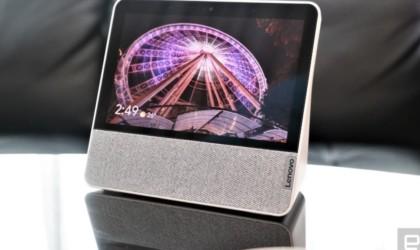 Lenovo Smart Display 7 Google Assistant Hub