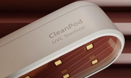 Monos CleanPod Handheld UVC Sterilizer