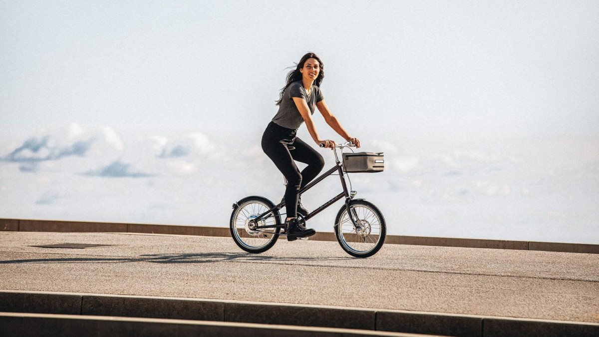 Movea urban bicycle series is designed for every route