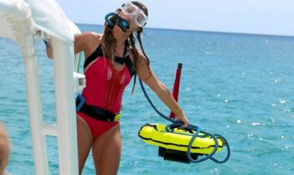 Système de plongée portable NEMO par BLU3