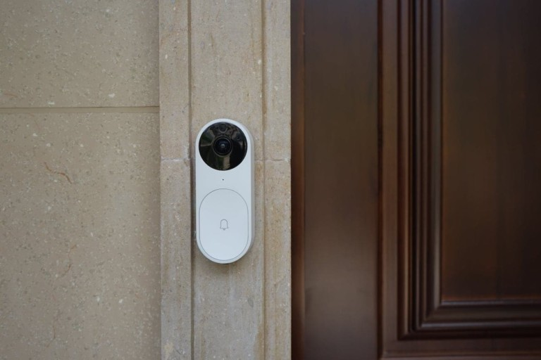 Netvue Belle AI Wi-Fi Doorbell