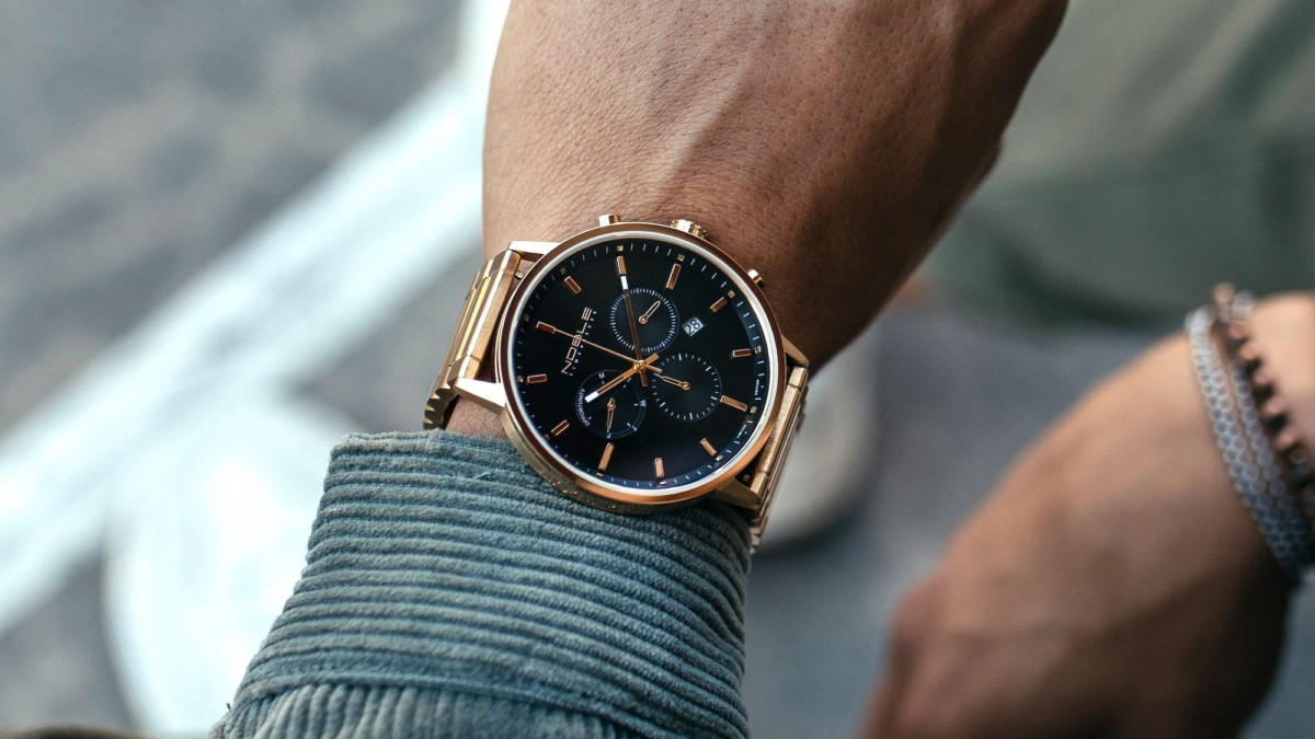 Noble Timepieces Estate Chronograph Watch is a limited-edition series