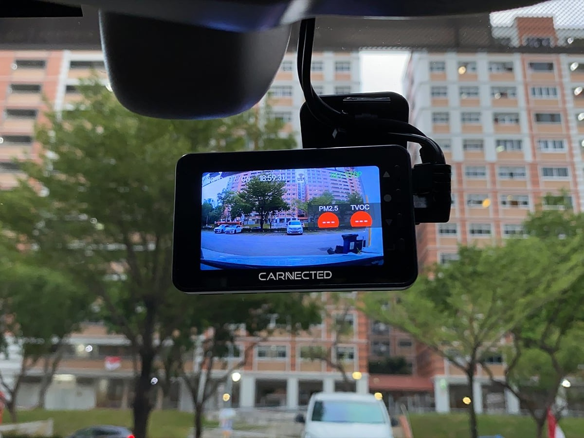 OCTA-Eye safety dashcam works with up to eight integrations