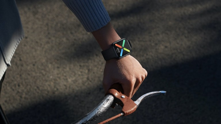 OPPO Watch Fitness Tracker Series can last 21 days on a single charge