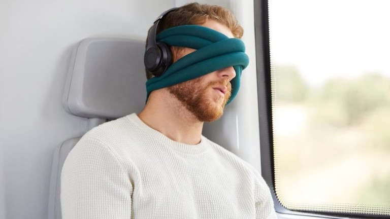 OSTRICHPILLOW LOOP Eye Mask Pillow