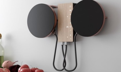 Ordine Movable Cooktop