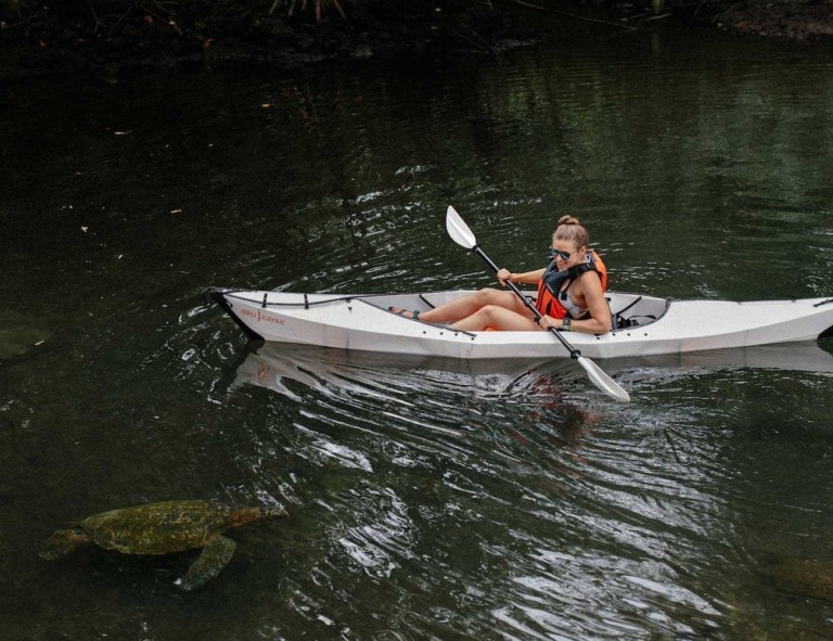 Kayak pliable portable Oru Kayak Beach LT