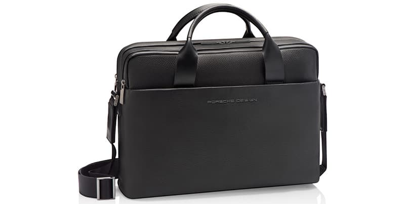 Porsche Design Carbon Briefbag MHZ Durable Luggage