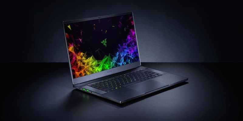 Razer Blade 15 Studio Edition 8-Core Laptop