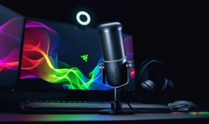 Razer Seirēn Elite Streaming Microphone