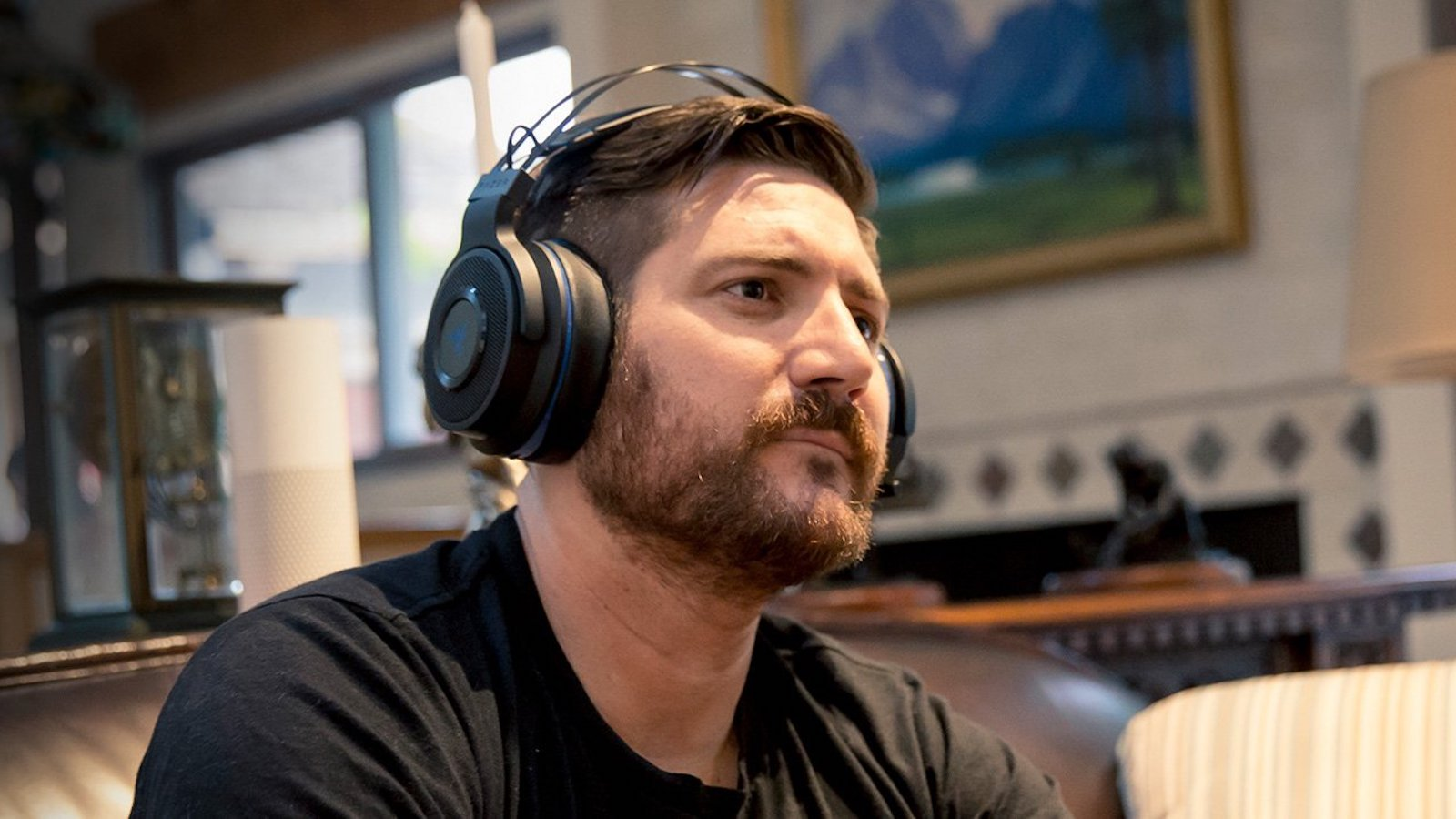 Razer Thresher Ultimate PS4 Headset Dolby headphones ensure a lag-free connection