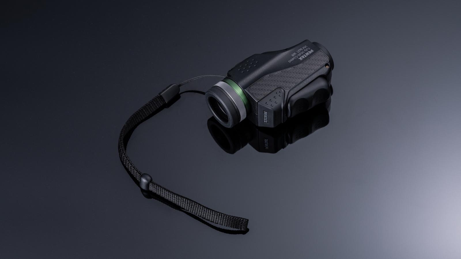 Ricoh VM 6×21 WP high-performance monocular has an ergonomic design