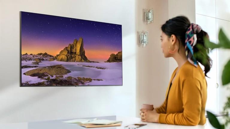 Samsung Q60T QLED HDR Smart TV