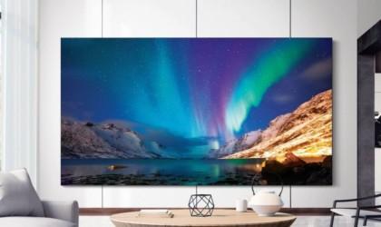 Samsung The Wall MicroLED Modular TV